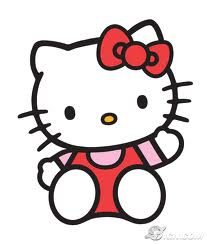 I love you as much as... Hello Kitty