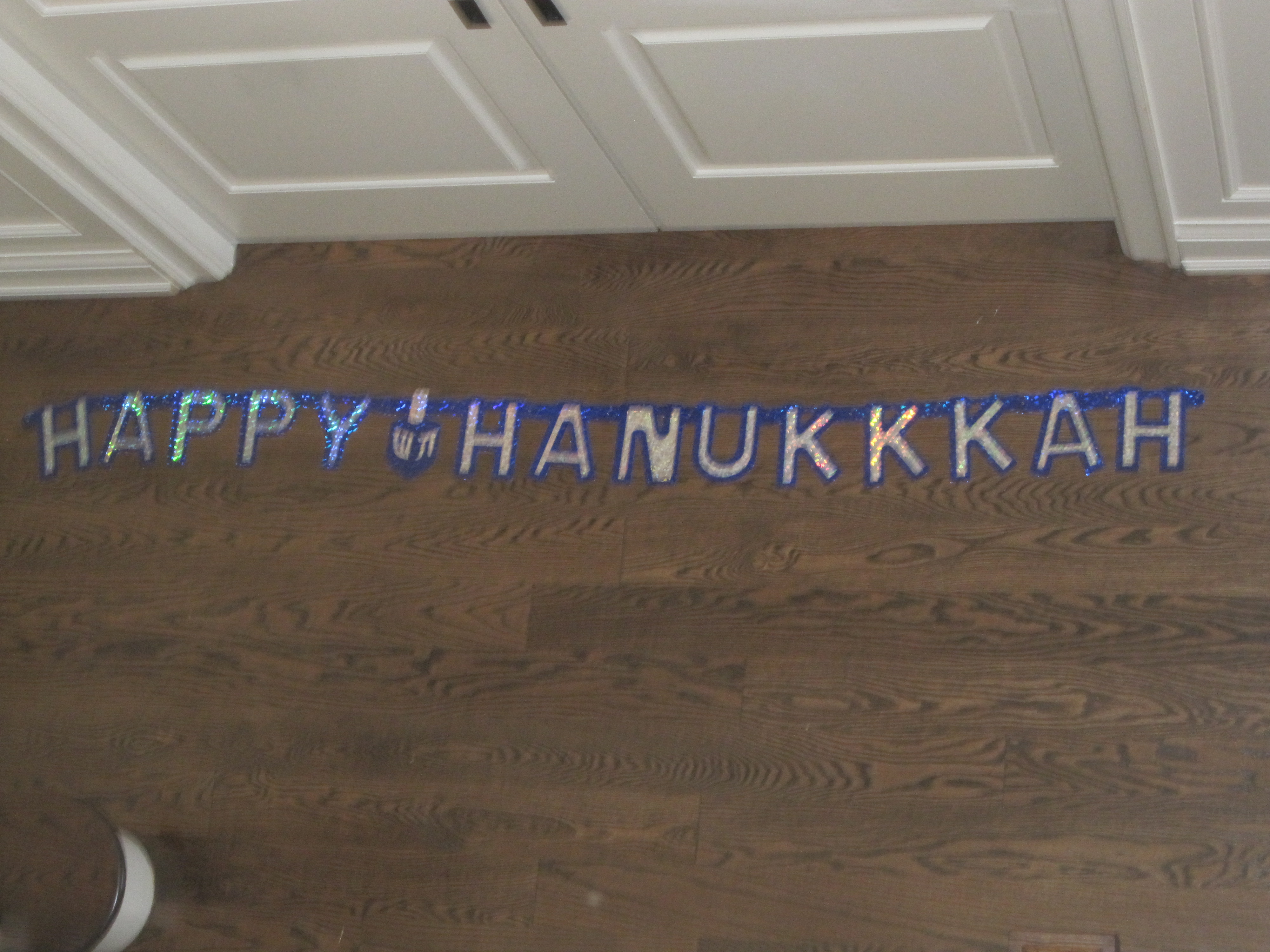 When Hanukkah gets infiltrated by racists...