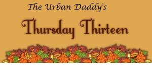 Thursday Thirteen Autumn