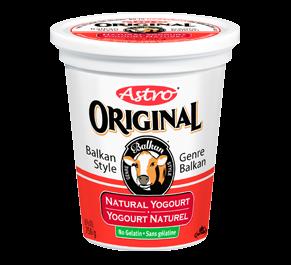 Balkan Yoghurt