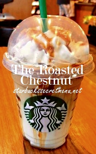 Roasted Chestnut Starbucks