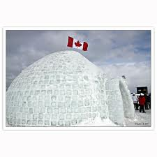 canadian igloo